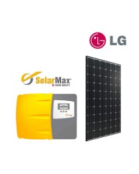 1.5 Kw LG Solar Power System + 2 Kw Power One  Inverter
